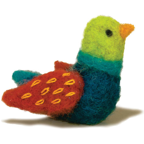 Dimensions Feltworks Needle Felting Kit - Bird