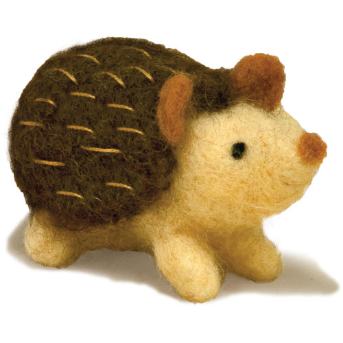 Dimensions Feltworks Needle Felting Kit - Hedgehog