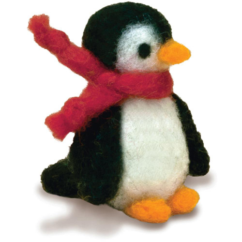 Dimensions Feltworks Needle Felting Kit - Penguin