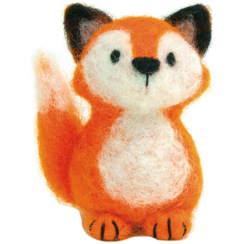 Dimensions Feltworks Needle Felting Kit - Fox
