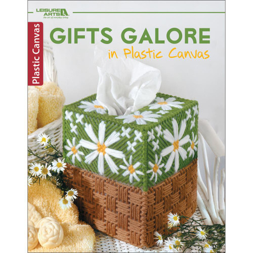 Leisure Arts Gifts Galore In Plastic Canvas
