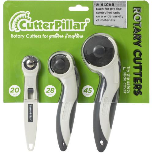 Cutterpillar Rotary Cutter 3/Pkg