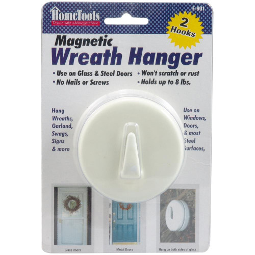 Surebonder Magnetic Wreath Hanger