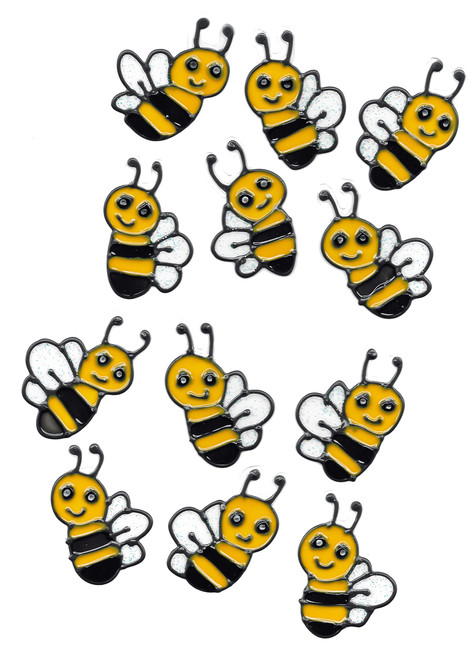Bumble Bee Window Clings