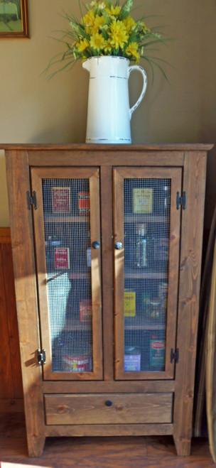 Pie Safe Storage Unit Colorful Impressions Llc