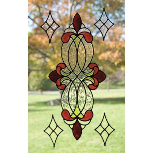 Victorian Color w/ Clear Window Film Set