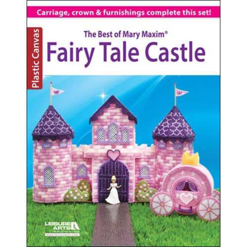 Plastic Canvas Fairy Tale Castle