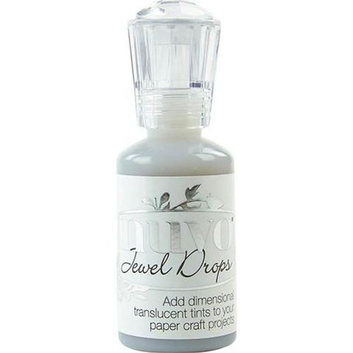 Nuvo Jewel Drops 30ml - Grey Mist