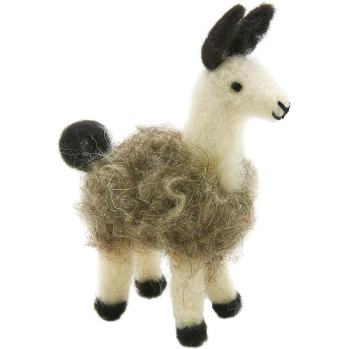 Dimensions 3-D Llama Felt Decor Applique Kit