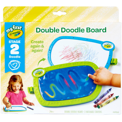 Crayola My First Double Doodler
