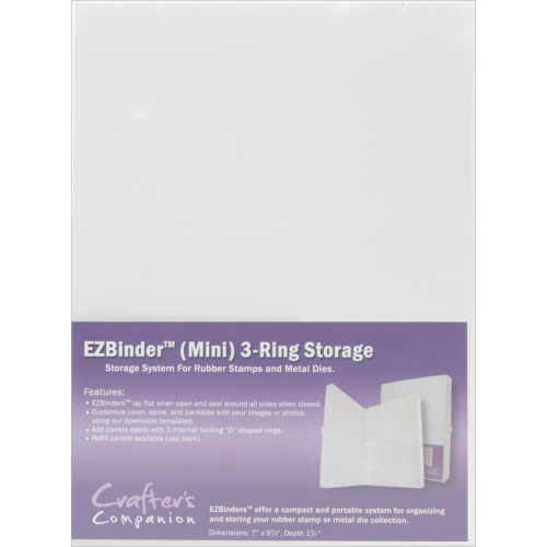 EZBinder 3-Ring Storage - Mini