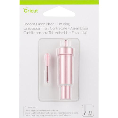 Cricut Bonded-Fabric Blade + Housing