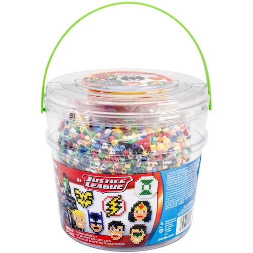 Perler Fused Bead Bucket Kit - Justice League