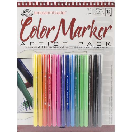 essentials™ Artist Pack - Color Marker
