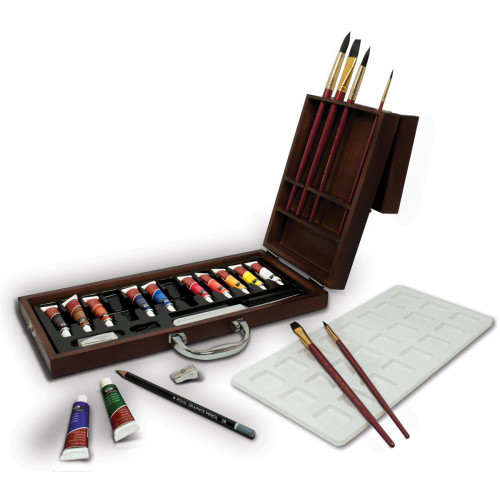 essentials™ Artist Set - Watercolor Painting