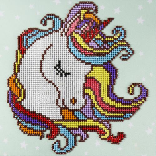 Diamond Art Beginner Kit - Fun Unicorn