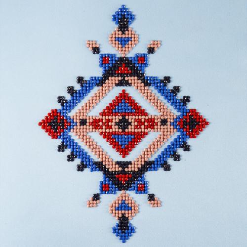 Diamond Art Beginner Kit - Tribe