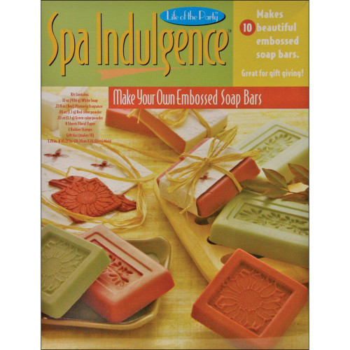 Embossed Soap Kit