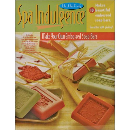 Embossed Soap Kit