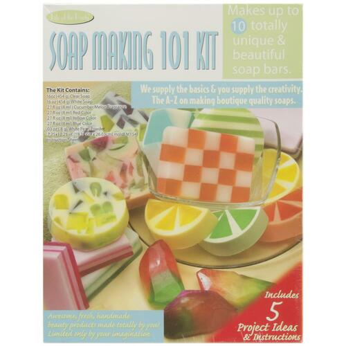 Soap Making 101 Kit