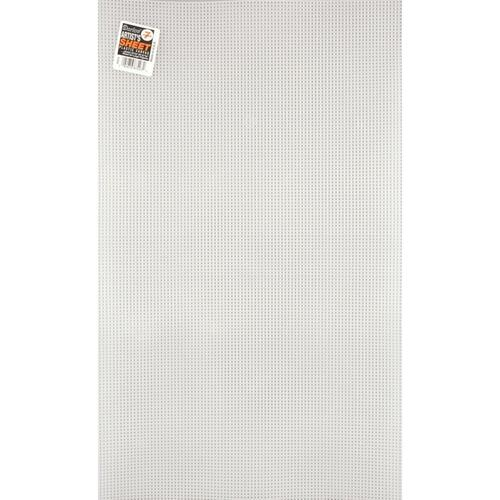 Darice Artist Sheet Plastic Canvas 7 Count - Clear