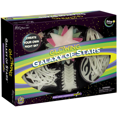 Glowing Galaxy Of Stars Kit 302/Pkg
