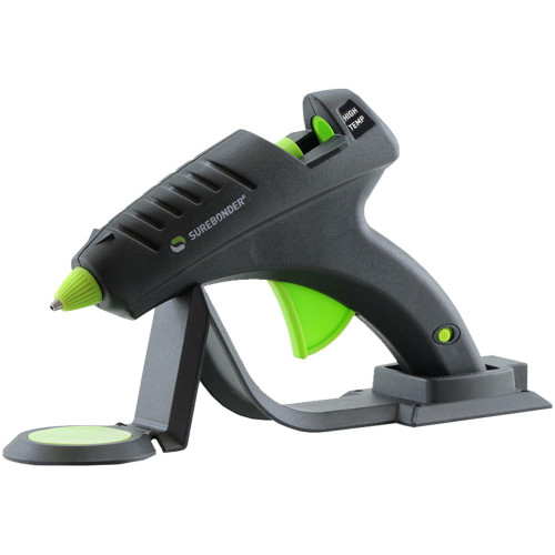 High-Temp Cordless Glue Gun - Black