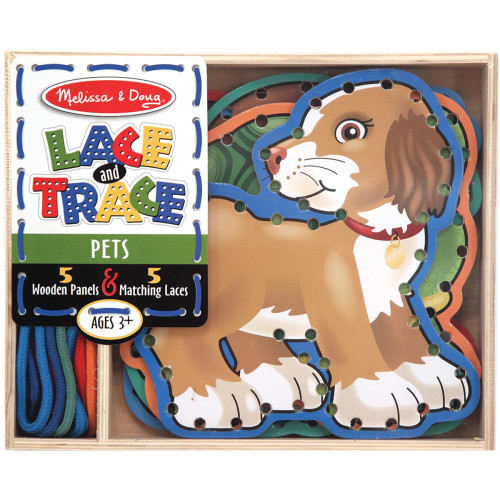 Lace And Trace Panels - Pets