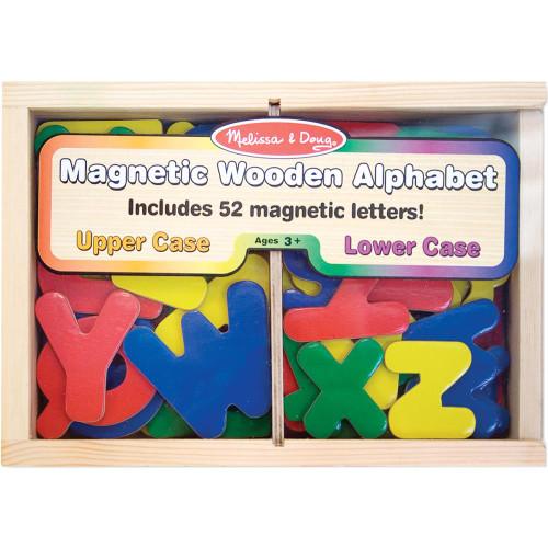 Wooden Magnet Set - Alphabet