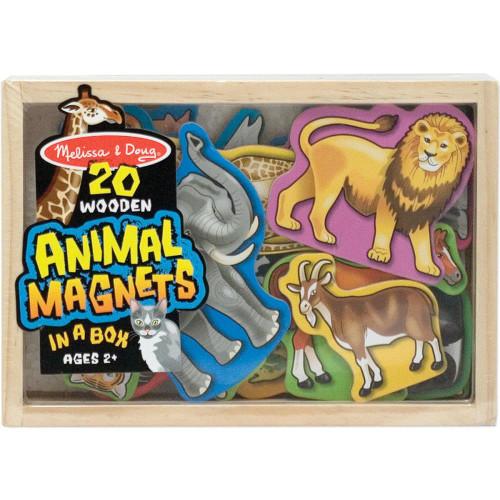 Wooden Magnet Set - Animal