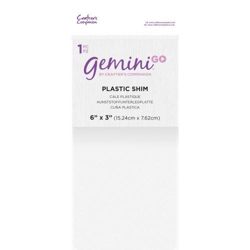 Crafter's Companion Gemini GO Plastic Shim