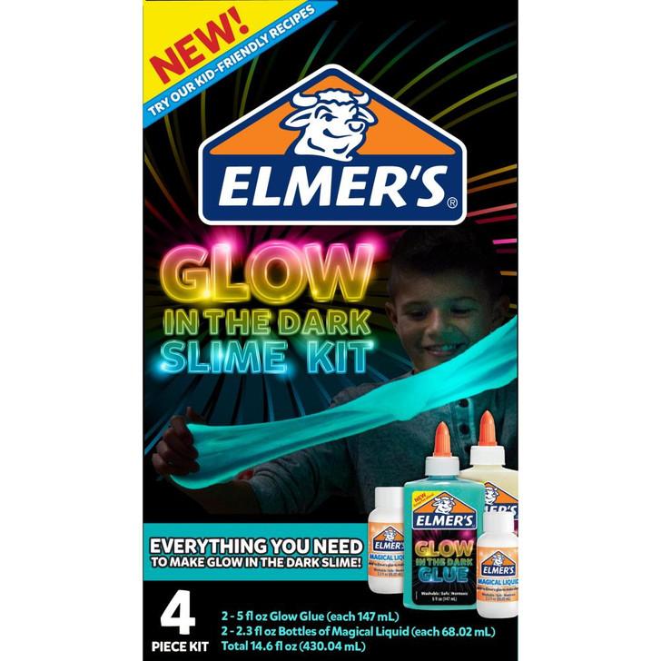 Elmer's Glow In The Dark Slime Kit