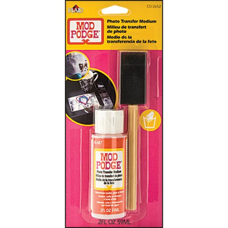 Mod Podge Medium W/Foam Brush
