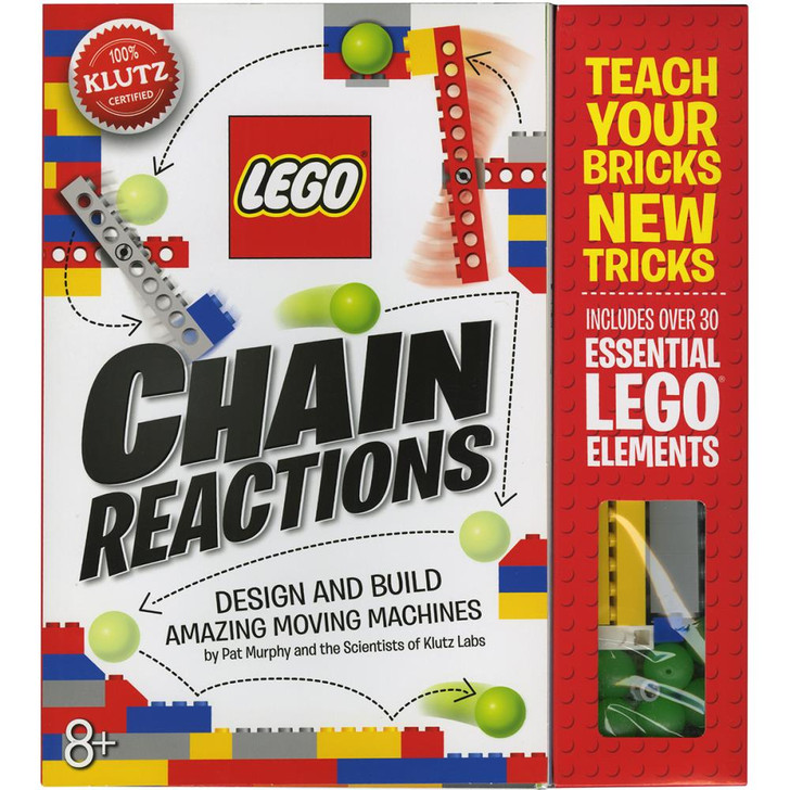 Klutz LEGO® Chain Reactions Book Kit
