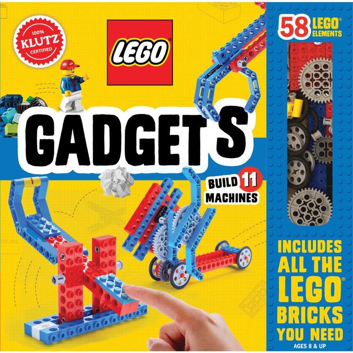 Klutz LEGO® Gadgets Book Kit