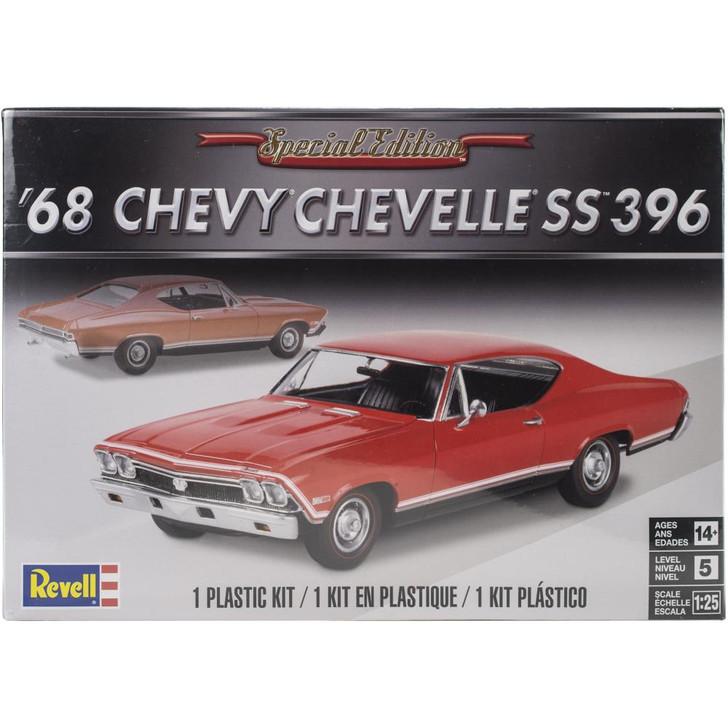 Revell Plastic Model Kit - '68 Chevelle SS 396 1:25