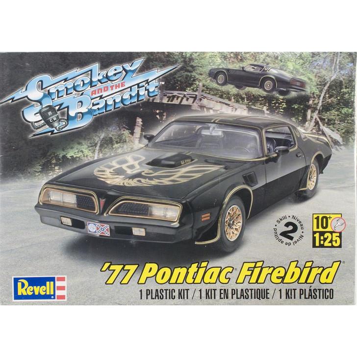 Revell Plastic Model Kit - '77 Smokey And The Bandit Firebird 1:25