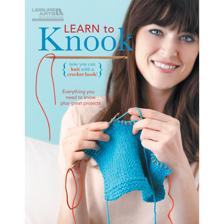 Leisure Arts Learn To Knook