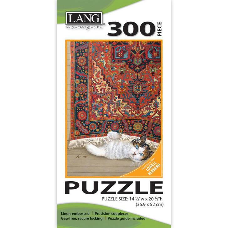 Lang Jigsaw Puzzle 300 Pc. - Rose