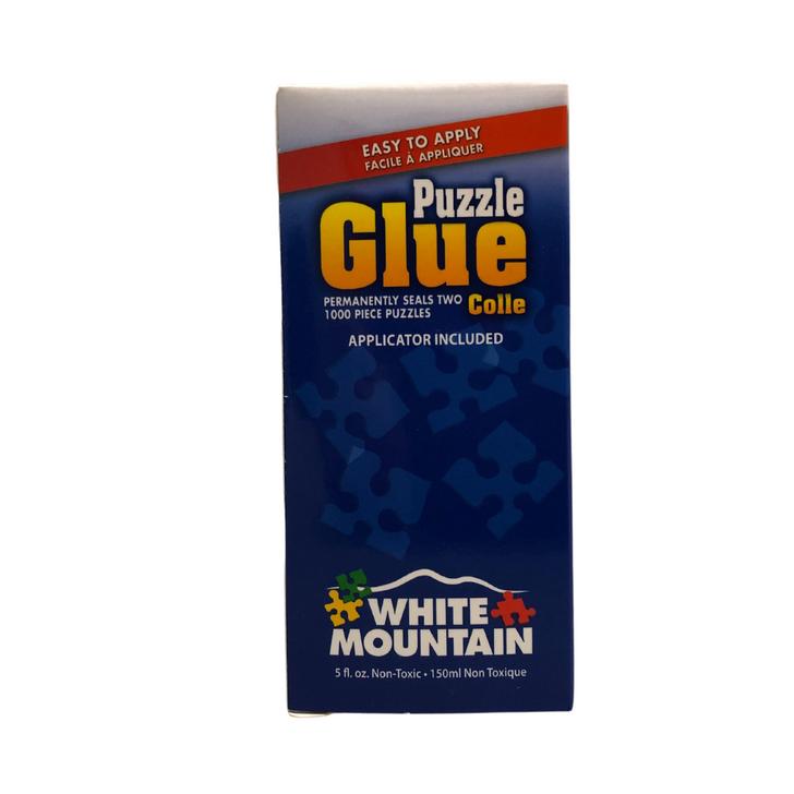 White Mountain Puzzle Glue 5oz.