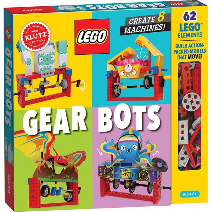 Klutz LEGO® Gear Bots Book Kit