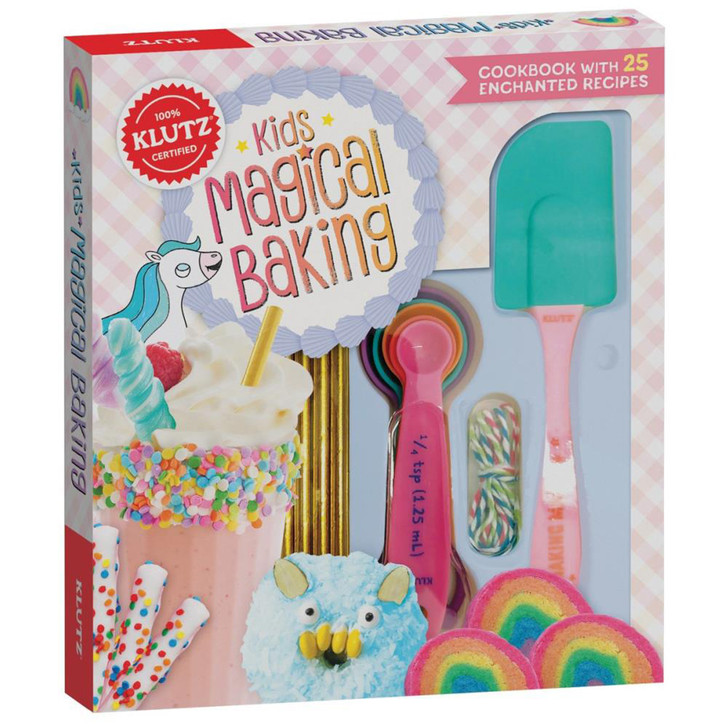 Klutz Kids Magical Baking Book Kit