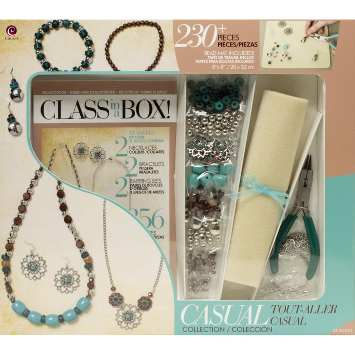 Cousin Casual Jewelry Class In A Box Kit