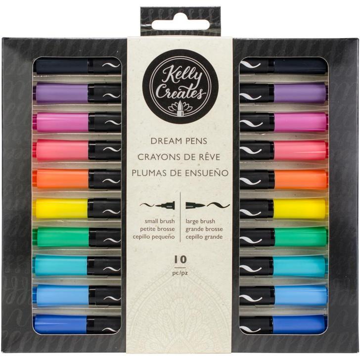 Kelly Creates Rainbow Dream Pens 10/Pkg