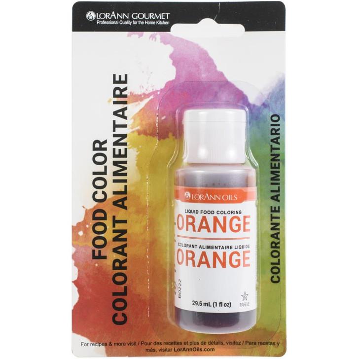 Lorann Oils Liquid Food Coloring 1oz.