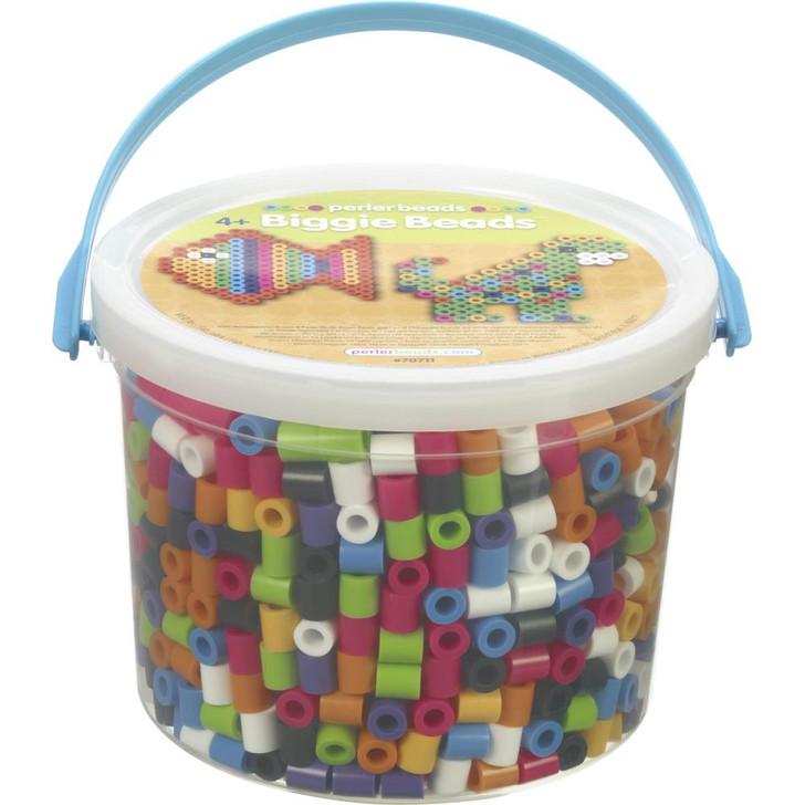 Perler BIGGIE Beads 1,200/Pkg