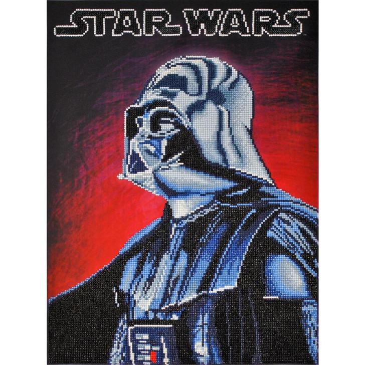 Camelot Dotz Star Wars - Darth Vader Facet Art Kit