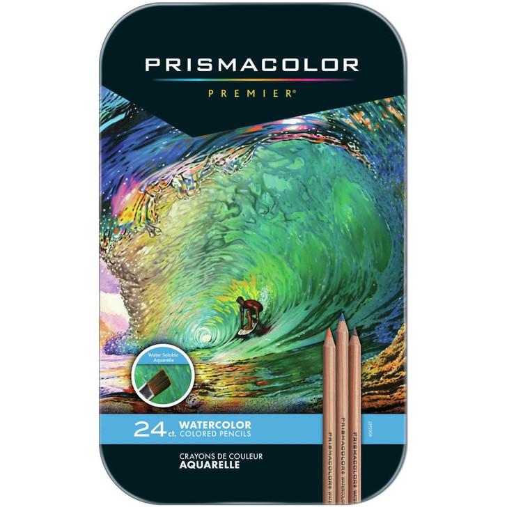 Prismacolor Premier Watercolor Pencils 24/Pkg