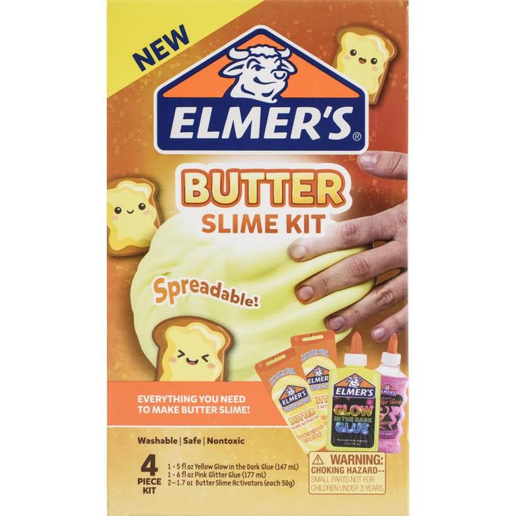 Elmer's Butter Slime Kit 4/Pkg