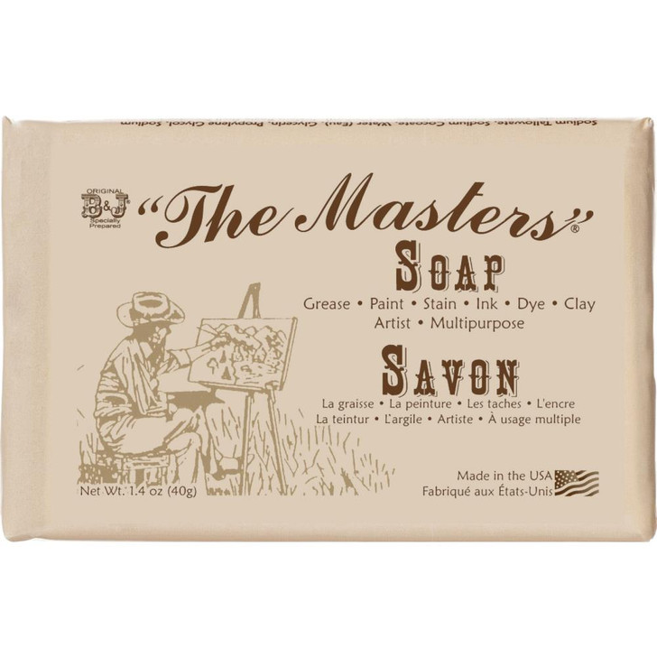 The Masters Soap 1.4 Ounces